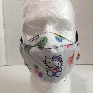 Hello kitty cotton facemask.
